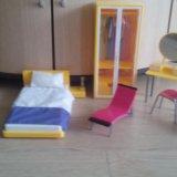 Детская кукольная спальня. Фото 3.