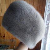 Норковая шапка.300. Фото 3.