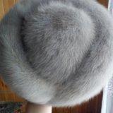 Норковая шапка.300. Фото 4. Новосибирск.
