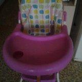 Столик (стульчик) для кормления. Фото 1. Сыктывкар.