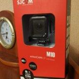 Экшен камера sjcam m10. Фото 1.