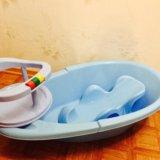 Ванночка для купания малыша. Фото 2.