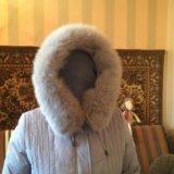 Пуховик тёплый. Фото 3. Санкт-Петербург.