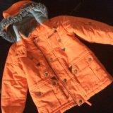 Зимняя куртка 104 р-р. Фото 1.