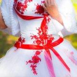 Свадебное платье.. Фото 2. Санкт-Петербург.