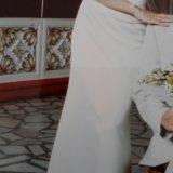 Свадебное платье (корсет и юбка). Фото 1. Красноярск.