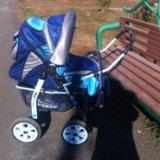 Детская коляска зима-лето. Фото 3.