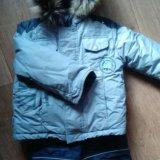 Зимний костюм для мальчика 2-4 года. Фото 1.