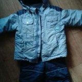 Зимний костюм для мальчика 2-4 года. Фото 2.