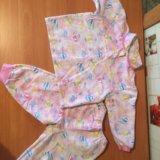 Пижама для девочки. Фото 1.
