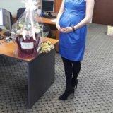 Нарядное платье буду мамой. Фото 1. Санкт-Петербург.