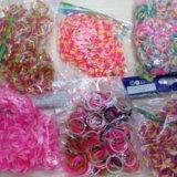 Резиночки для плетения браслетоа. Фото 1.