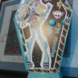 Шкаф для кукол. Фото 1. Хабаровск.