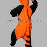 Пижама кигуруми енот (красная панда). Фото 3.