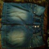 Юбка джинсовая. Фото 2. Тюмень.