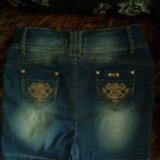 Юбка джинсовая. Фото 3. Тюмень.