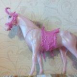 Детская кукольная лошадка. Фото 1. Хабаровск.