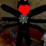 Новогодний костюм паук. Фото 1.
