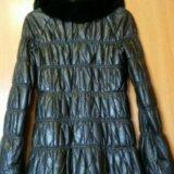 Куртка кожанная , утеплённая. Фото 3. Санкт-Петербург.