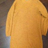 Длинный свитер. Фото 1.