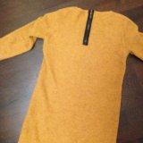 Длинный свитер. Фото 3.