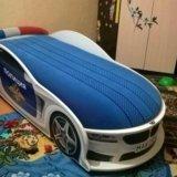 Кровать машина три цвета. Фото 2.
