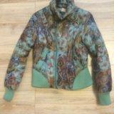 Весенняя куртка. Фото 1.