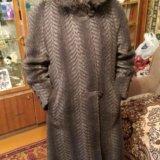 Пальто 54 размера. Фото 1.