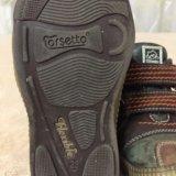 Ботинки осенние (ортопеды). Фото 2.