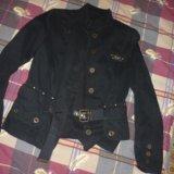 Катоновый пиджак. Фото 2. Тольятти.