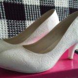 Туфли свадебные. Фото 1. Балабаново.