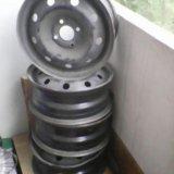 Продам диски размером р14. разболтовка 4 на 100.. Фото 1.