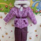 Зимний костюм рост110-116. Фото 1.