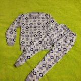 Пижама теплая. Фото 1.