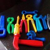 Набор инструментов. Фото 1.