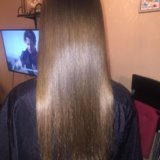 Кератиновое выпрямление волос. Фото 3.