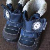 Ботиночки alaska. Фото 1.