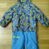Зимний комплект tokkatribe для мальчика. Фото 1.