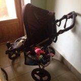 Коляска bebe comfort 2в1. Фото 2.