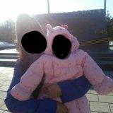Детский комбинезон на девочку. Фото 3. Новосибирск.