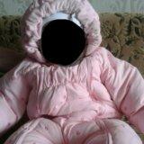 Детский комбинезон на девочку. Фото 4. Новосибирск.