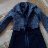 Демисезоное пальто 42. Фото 1.