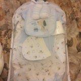 Новый комплект для новорожденного. Фото 3.