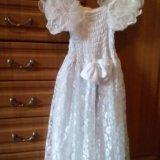 Платье праздничное детское. Фото 2.