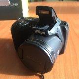Цифровой фотоаппарат nikon. Фото 1.