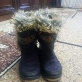 Сапоги зимнии. Фото 2.