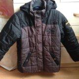 Куртка р 134. Фото 1.