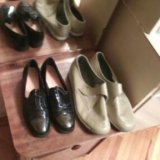 Продается мужские и женские туфли. Фото 1.