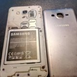 Samsung galaxy grans prime(работает). Фото 1. Ейск.