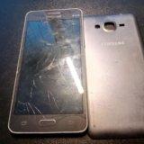 Samsung galaxy grans prime(работает). Фото 2. Ейск.